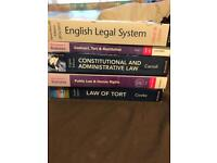 5 Law Textbooks for University First Year Law Students