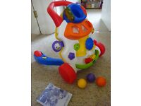 Chicco Baby Steps Activity Walker from 9+ months