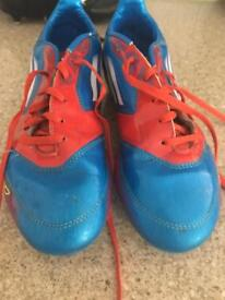 Football Boots (Astro) size 5.5 Adidas