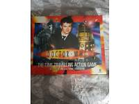 New & Sealed Doctor Who electronic boardgame