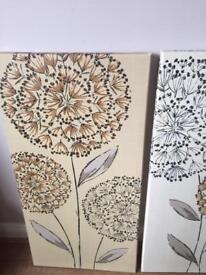 Next canvases