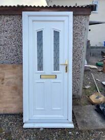 Double glazed door and windows
