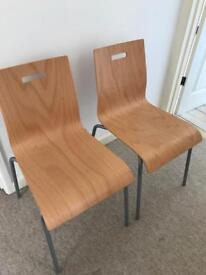 Occasional Chairs x2