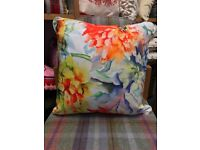 Floral Cushion reduced for clearance.