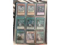 Yugioh binder full