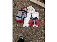 Wicket keeper kit