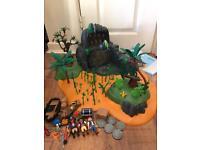 Playmobil Pirate Adventure Treasure Island