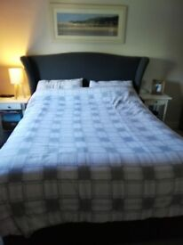 BARGAIN....king size luxury bed, quick sale needed