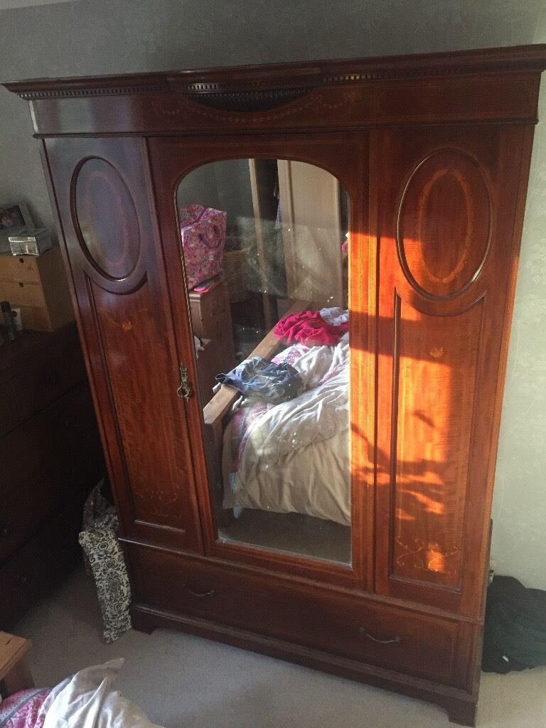 large Double Wardrobe