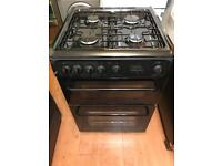 60cm Hotpoint cooker