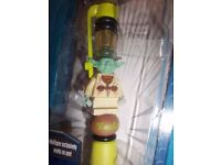 New Lego Yoda Star Wars Pen IP1