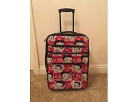 Bettyboop suitcase