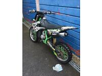 Kawasaki kx85 2007- swaps or offers