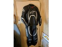 Alpinestars leathers near NEW