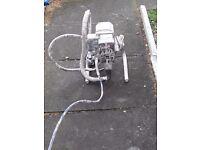 Titan 440 airless spray equipment £250