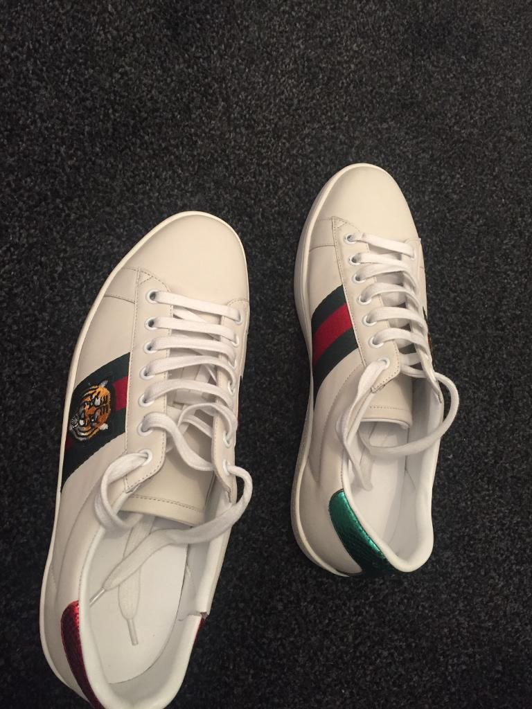 e4f23dc66 Men's gucci trainers lion print | in Wortley, West Yorkshire | Gumtree