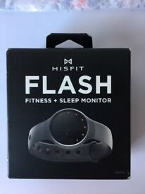 Misfit Flash Fitness & Sleep Monitor Brand NEW/Sealed