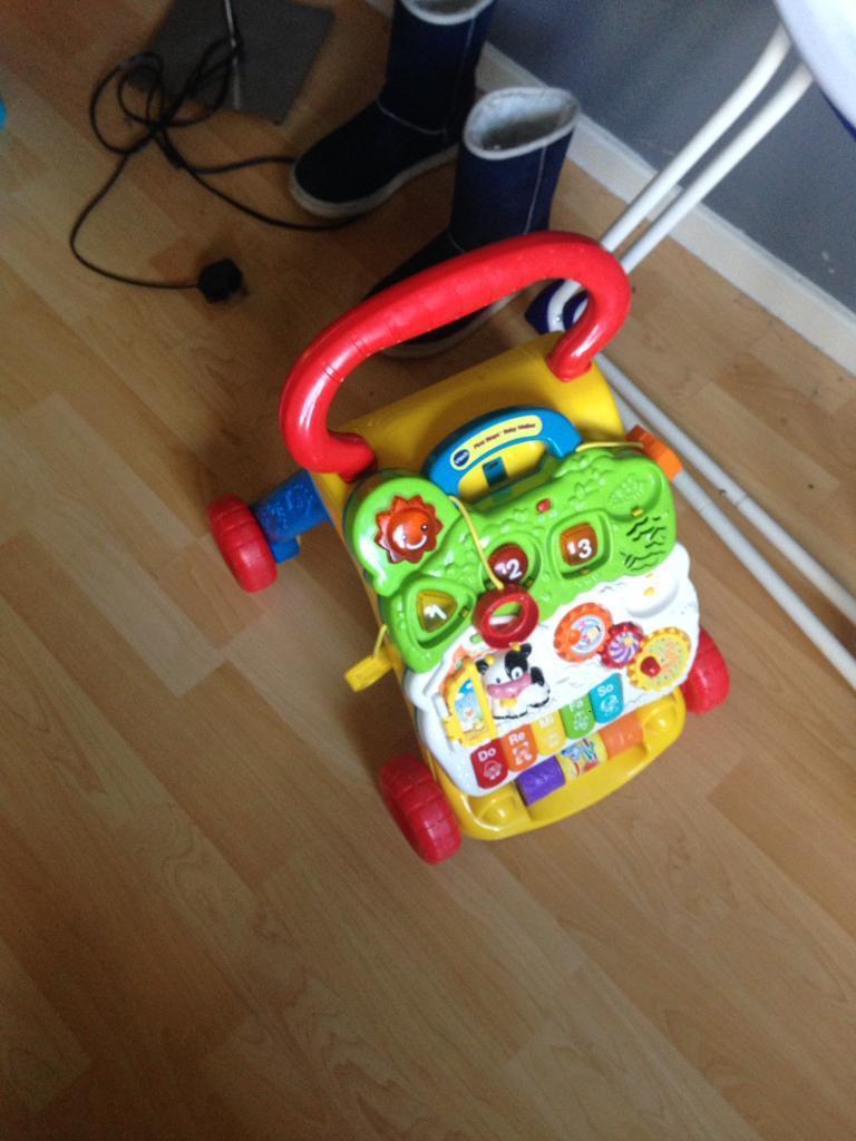 Baby walkers, baby feeding chair , baby door swings x2, baby neck ...