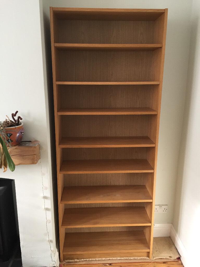 Ikea Billy Bookcase Oak Veneer In Winchester Hampshire Gumtree