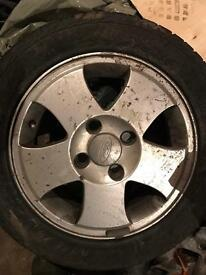 Ford Fiesta alloys /ford ka alloys