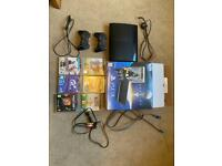 Sony PS3 console bundle including 6 popular games