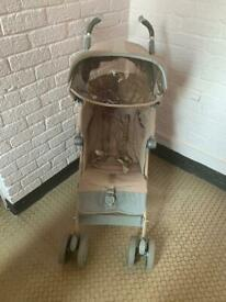 Reduced to clear Maclaren techno xt stroller