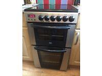 Zanussi electric freestanding cooker