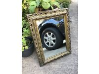 Vintage ornate / gothic style Wall mirror