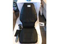 Homedics back and shoulder massage chair £20