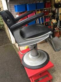 1 Belmont Apollo barbers chair
