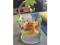 Children's Jungle Bouncer