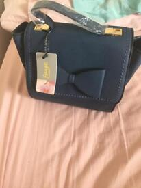 BNWT - handbag by Faye London