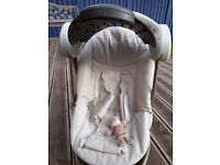 Mama and Pappas Baby Swing