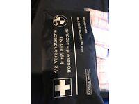 BMW Emergency safety kit