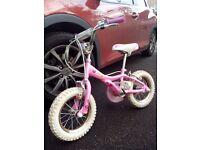 "Girl's first bike, Giant ""Puddin"""