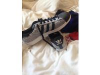 Adidas superstar brand new