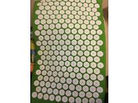 Yoga / meditation mat / bed of nails