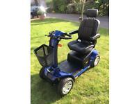 Pride colt pursuit 8mph heavy duty mobility scooter 35 miles range cheap !