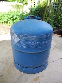 CAMPING GAZ CYLINDER , 6LB