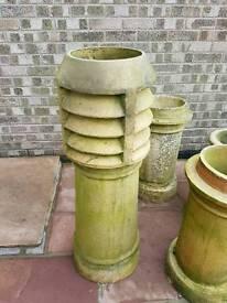 Lovely large chimney pot