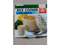 Microwave Rice Cooker