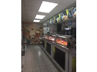 Part Time Cleaner for Fish and Chip Shop Evenings