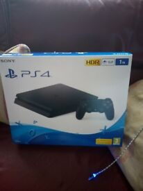 Up for a deal PS4 brand new