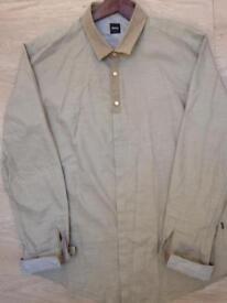 Addict lightweight jacket/shirt. Size large