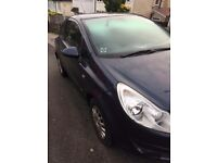 Vauxhall corsa 1.2 one lady owner only 74000 miles very good runner full 1years MOT