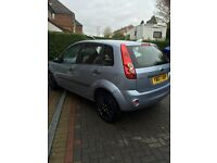 2007 Ford Fiesta 1.4 Tdci £30 Road Tax 56,000 Miles Some Service History