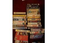 Large big box ex rental videos bundle