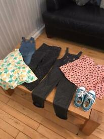Clothes bundle 4-5 years girls