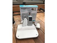 Angel Care AC1100 breathing, video and sounds monitor, baby monitor