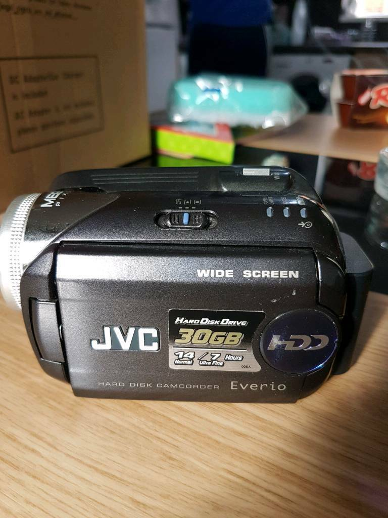 Jvc video digital video camera